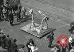 Image of May Day parade United States USA, 1935, second 17 stock footage video 65675063184