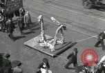 Image of May Day parade United States USA, 1935, second 18 stock footage video 65675063184