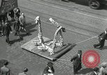 Image of May Day parade United States USA, 1935, second 19 stock footage video 65675063184
