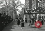 Image of May Day parade United States USA, 1935, second 25 stock footage video 65675063184