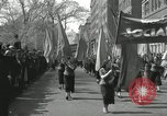 Image of May Day parade United States USA, 1935, second 27 stock footage video 65675063184