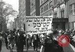 Image of May Day parade United States USA, 1935, second 32 stock footage video 65675063184