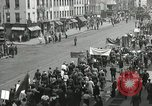 Image of May Day parade United States USA, 1935, second 57 stock footage video 65675063184
