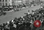 Image of May Day parade United States USA, 1935, second 60 stock footage video 65675063184