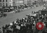 Image of May Day parade United States USA, 1935, second 61 stock footage video 65675063184