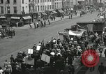 Image of May Day parade United States USA, 1935, second 62 stock footage video 65675063184