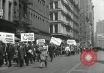 Image of May Day parade United States USA, 1935, second 2 stock footage video 65675063185