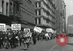 Image of May Day parade United States USA, 1935, second 3 stock footage video 65675063185