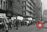 Image of May Day parade United States USA, 1935, second 6 stock footage video 65675063185
