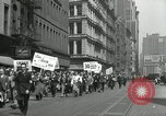 Image of May Day parade United States USA, 1935, second 9 stock footage video 65675063185