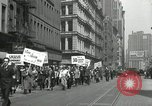 Image of May Day parade United States USA, 1935, second 10 stock footage video 65675063185