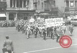Image of May Day parade United States USA, 1935, second 18 stock footage video 65675063185