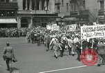 Image of May Day parade United States USA, 1935, second 20 stock footage video 65675063185