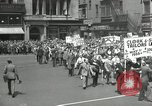 Image of May Day parade United States USA, 1935, second 21 stock footage video 65675063185