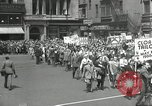 Image of May Day parade United States USA, 1935, second 22 stock footage video 65675063185