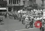 Image of May Day parade United States USA, 1935, second 23 stock footage video 65675063185