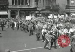Image of May Day parade United States USA, 1935, second 24 stock footage video 65675063185