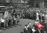 Image of May Day parade United States USA, 1935, second 28 stock footage video 65675063185