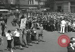 Image of May Day parade United States USA, 1935, second 29 stock footage video 65675063185