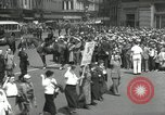 Image of May Day parade United States USA, 1935, second 30 stock footage video 65675063185