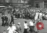 Image of May Day parade United States USA, 1935, second 31 stock footage video 65675063185