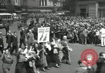 Image of May Day parade United States USA, 1935, second 37 stock footage video 65675063185