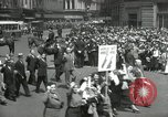 Image of May Day parade United States USA, 1935, second 38 stock footage video 65675063185