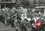 Image of May Day parade United States USA, 1935, second 42 stock footage video 65675063185