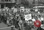 Image of May Day parade United States USA, 1935, second 43 stock footage video 65675063185