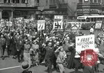 Image of May Day parade United States USA, 1935, second 44 stock footage video 65675063185