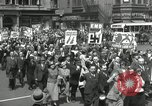 Image of May Day parade United States USA, 1935, second 45 stock footage video 65675063185