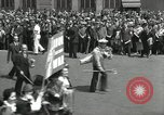 Image of May Day parade United States USA, 1935, second 51 stock footage video 65675063185