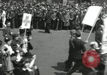 Image of May Day parade United States USA, 1935, second 54 stock footage video 65675063185