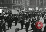Image of May Day parade United States USA, 1935, second 59 stock footage video 65675063185