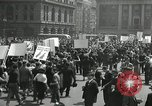 Image of May Day parade United States USA, 1935, second 60 stock footage video 65675063185