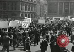 Image of May Day parade United States USA, 1935, second 61 stock footage video 65675063185
