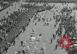 Image of May Day parade United States USA, 1935, second 2 stock footage video 65675063186