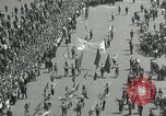 Image of May Day parade United States USA, 1935, second 11 stock footage video 65675063186