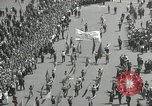 Image of May Day parade United States USA, 1935, second 13 stock footage video 65675063186