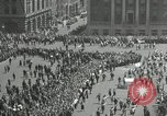 Image of May Day parade United States USA, 1935, second 20 stock footage video 65675063186