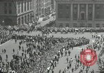 Image of May Day parade United States USA, 1935, second 25 stock footage video 65675063186