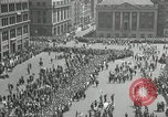 Image of May Day parade United States USA, 1935, second 34 stock footage video 65675063186