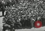 Image of May Day parade United States USA, 1935, second 62 stock footage video 65675063186