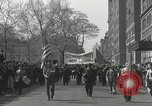Image of May Day parade New York City USA, 1935, second 10 stock footage video 65675063187