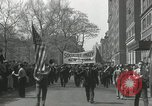 Image of May Day parade New York City USA, 1935, second 12 stock footage video 65675063187