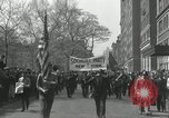 Image of May Day parade New York City USA, 1935, second 13 stock footage video 65675063187