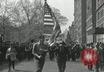 Image of May Day parade New York City USA, 1935, second 14 stock footage video 65675063187