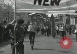 Image of May Day parade New York City USA, 1935, second 22 stock footage video 65675063187