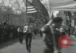 Image of May Day parade New York City USA, 1935, second 23 stock footage video 65675063187