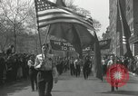 Image of May Day parade New York City USA, 1935, second 24 stock footage video 65675063187